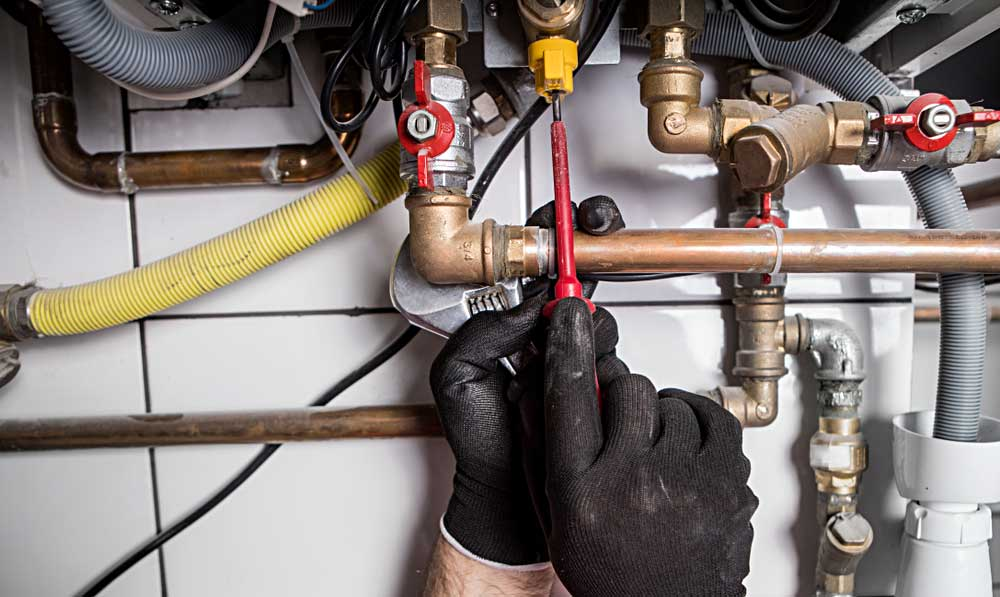 Gas Certified Gas Line Repair