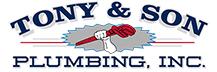 Tony & Son Plumbing Logo