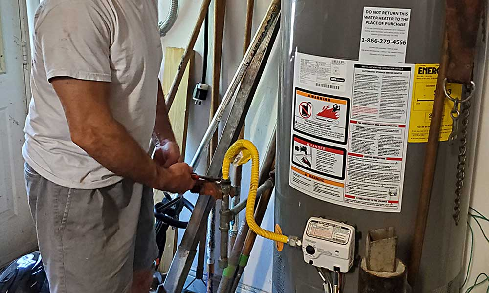 Water Heater Repair & Maintenance